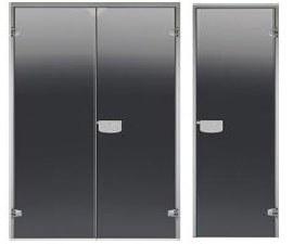Двери Harvia со стеклянным полотном
